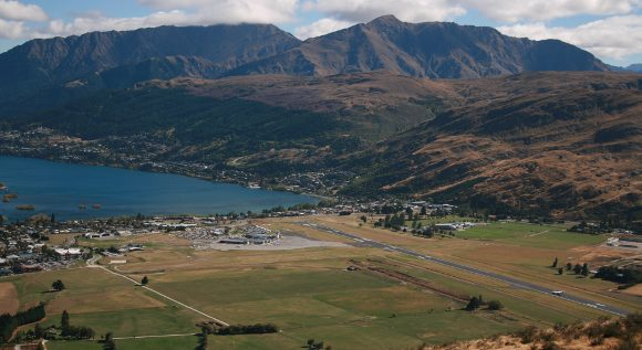 Queenstown Airport (NZQN)
