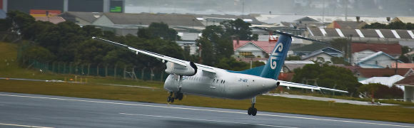 Wellington Airport (NZWN)